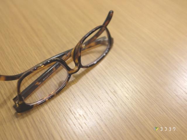 私が使っているブルーライトカット眼鏡