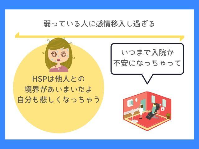 HSPは相手の感情が自分の感情になる