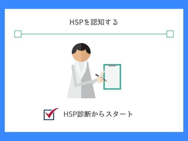 まずはHSP診断から