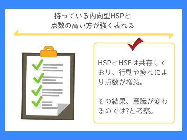 HSPとHSEの共存について